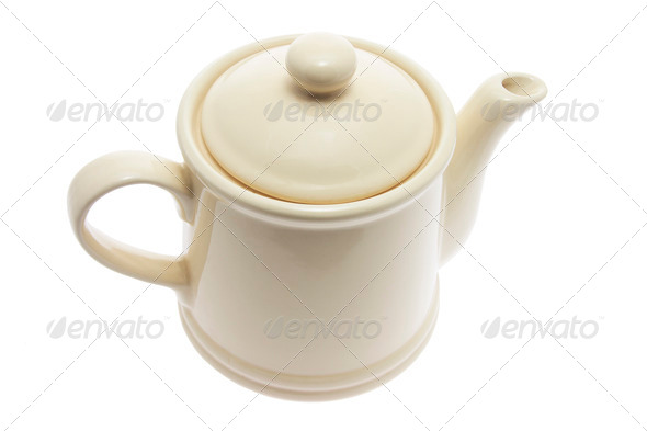 Teapot - Stock Photo - Images