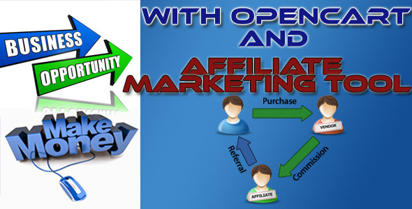 Powerful Tool - Replaces Add-To-Cart Button With Your Affiliate Link for Opencart - CodeCanyon Item for Sale