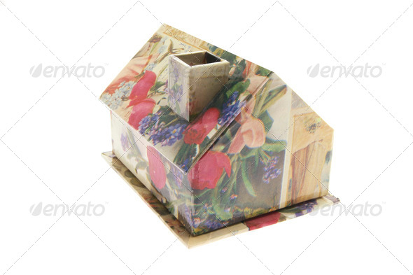 House Model - Stock Photo - Images
