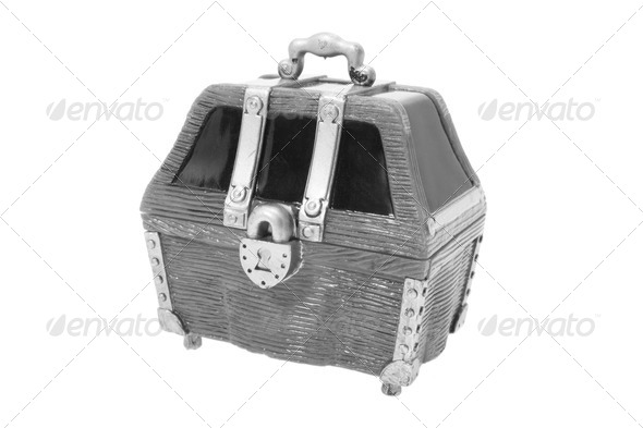 Antique Toy Treasure Trove - Stock Photo - Images