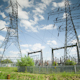Electricity Pylons From A Power Plant 8 - VideoHive Item for Sale