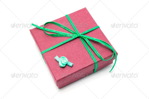 Gift Parcel - Stock Photo - Images