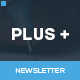 Plus - Responsive Email Template + Online Editor Nulled