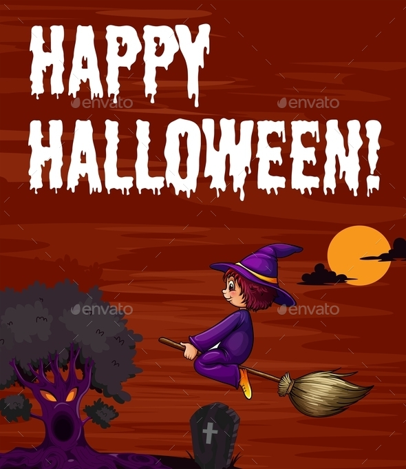 Poster - Halloween Seasons/Holidays