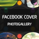 Photo-Gallery Facebook Cover Template - GraphicRiver Item for Sale