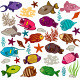 Colorful Fish Set - GraphicRiver Item for Sale