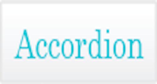 Instrumentation - Accordion