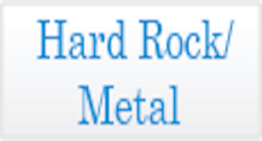 Music Genre - Hard Rock Metal