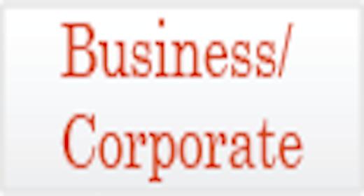 Usage - Corporate Business