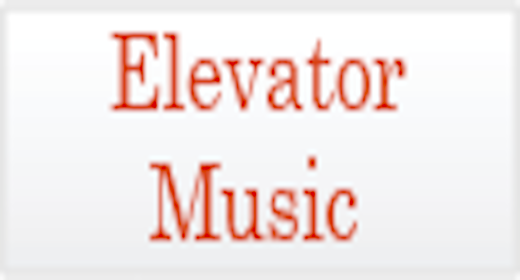 Usage - Elevator Music