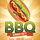 BBQ Summer Party Flyer-Graphicriver中文最全的素材分享平台