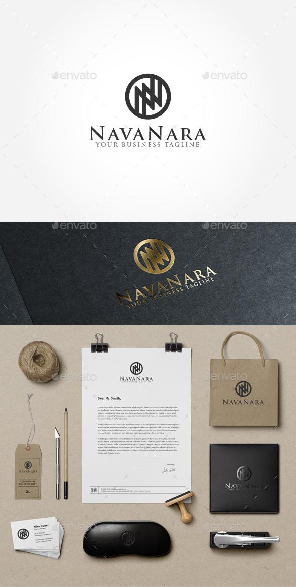 NavaNara Logo - Letters Logo Templates