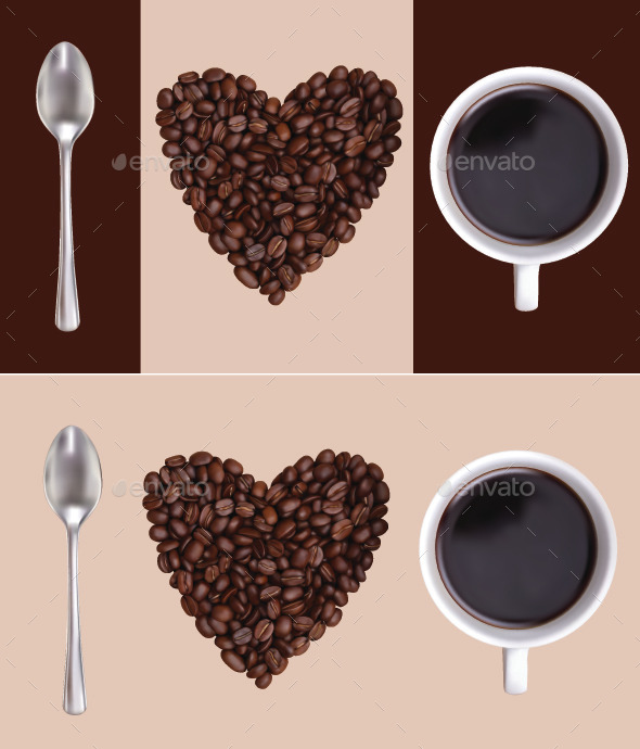Coffee - Food Objects