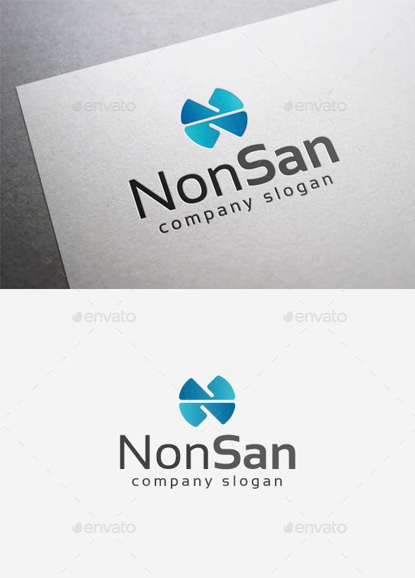 Nonsan Logo - Letters Logo Templates