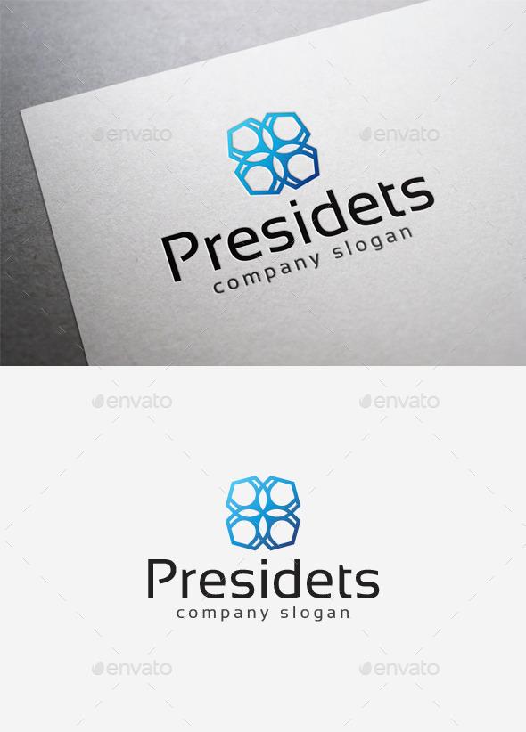 Presidets Logo - Symbols Logo Templates