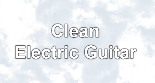 Clean Electric Guitar