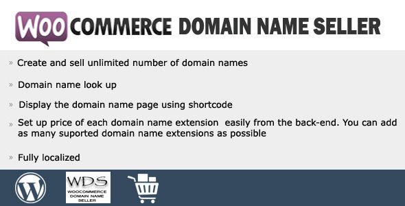 Woocommerce Domain Name Seller - CodeCanyon Item for Sale