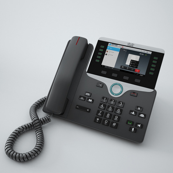 Cisco IP Phone 8841 - 3DOcean Item for Sale