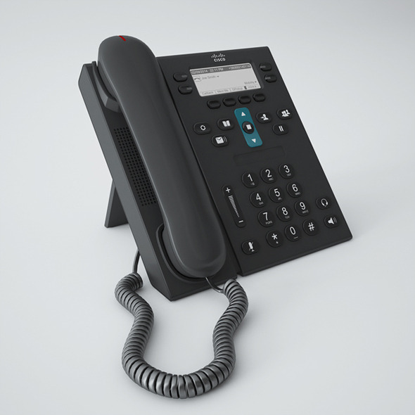 Cisco Phone CP6941 - 3DOcean Item for Sale