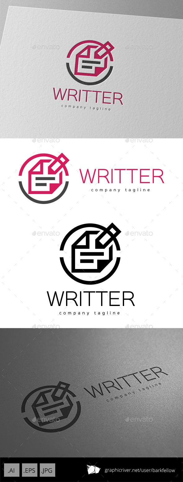 Story Blogger Logo - Symbols Logo Templates