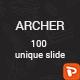 The Archer - Presentation Template