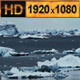 Glacier Landscape on Sea Antarctica - VideoHive Item for Sale
