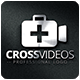 Cross Videos Logo Template - GraphicRiver Item for Sale