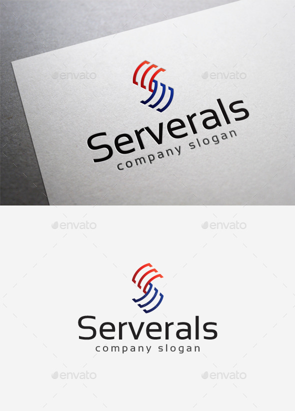 Serverals Logo - Abstract Logo Templates