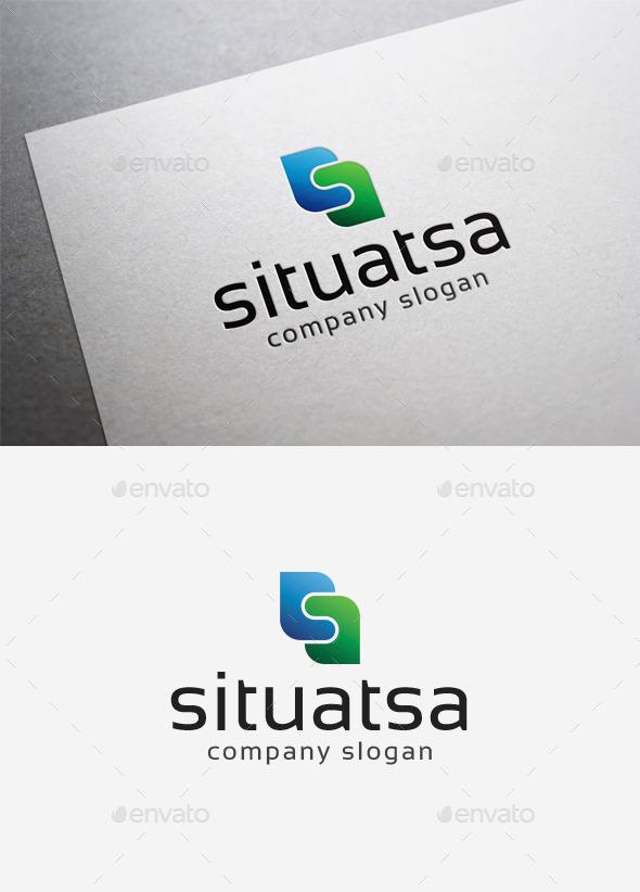 Situatsa Logo - Letters Logo Templates
