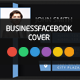 Business Card Facebook Cover Template - GraphicRiver Item for Sale
