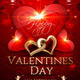 Valentines Day Flyer + Facebook Cover! - GraphicRiver Item for Sale