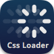 CSS3 Loader and Preloader