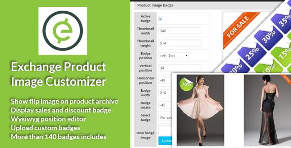 Exchange Product Image Customizer - CodeCanyon Item for Sale