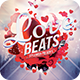 Love Beats Flyer - GraphicRiver Item for Sale