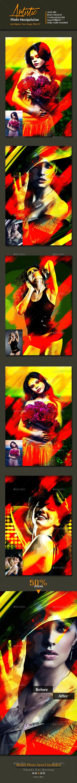 Artistic Photo Template vol. 5 - Photo Templates Graphics