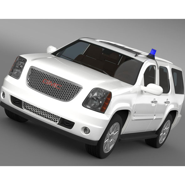 GMC Denali FBI - 3DOcean Item for Sale
