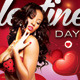 Sweet Sexy Valentine Day Party In Club - GraphicRiver Item for Sale