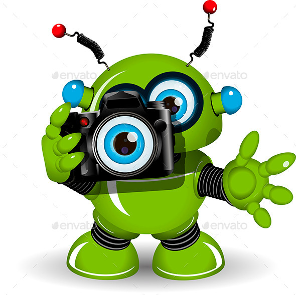 Robot with Camera - Media Technology