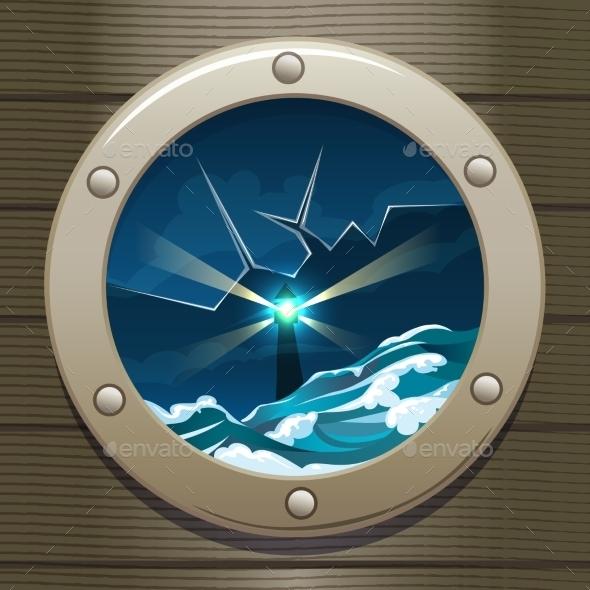 Lighthouse - Travel Conceptual