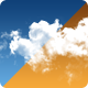 8 Realistic Clouds with Transparency - GraphicRiver Item for Sale