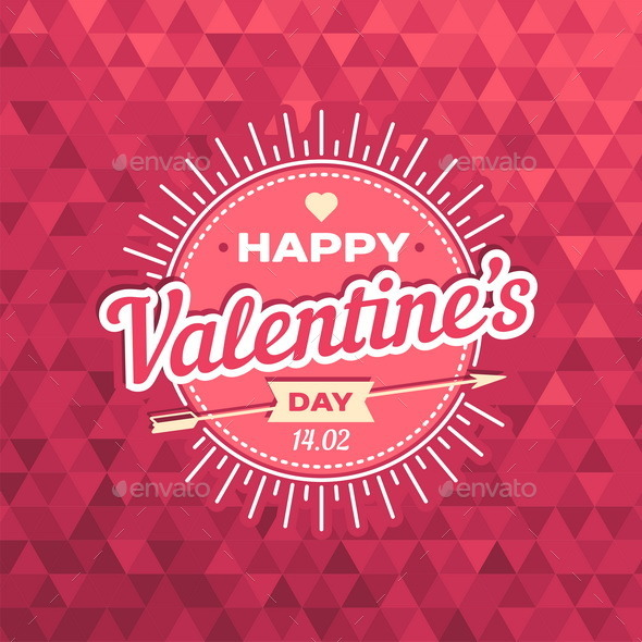 Happy Valentine's Day Greeting Card - Valentines Seasons/Holidays