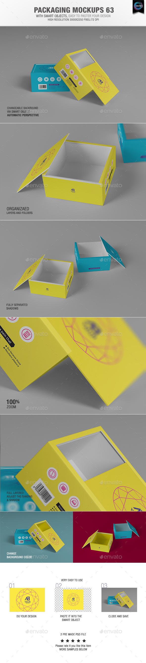 Packaging Mock-ups 63 - Packaging Product Mock-Ups