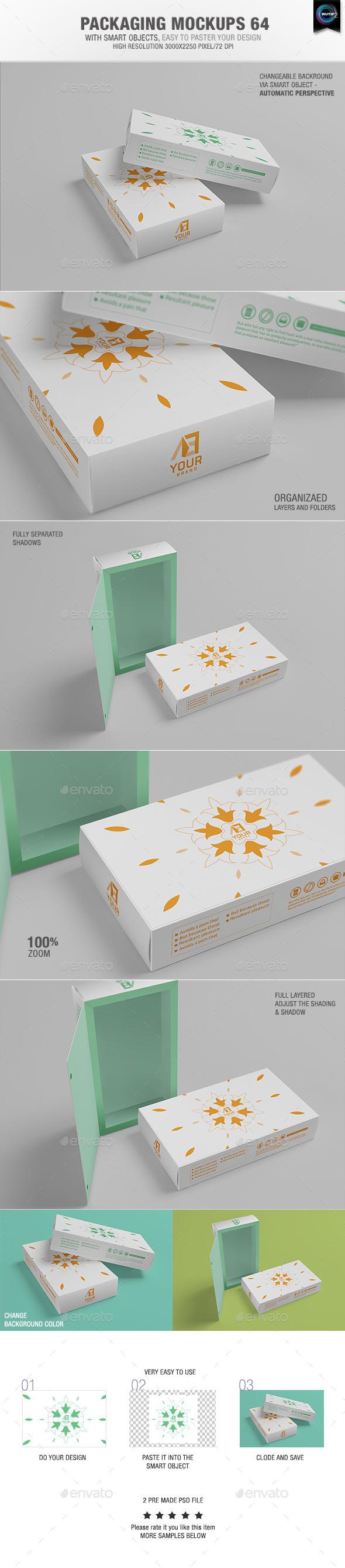 Packaging Mock-ups 64 - Packaging Product Mock-Ups
