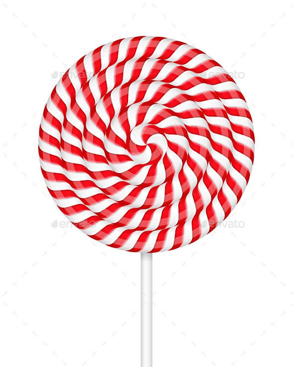 Lollipop - Food Objects