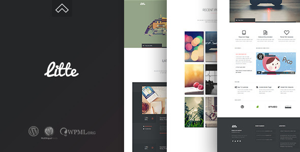 Litte – Multipurpose WordPress Theme