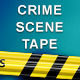 Crime Scene Tape - Seamless Repeat - GraphicRiver Item for Sale
