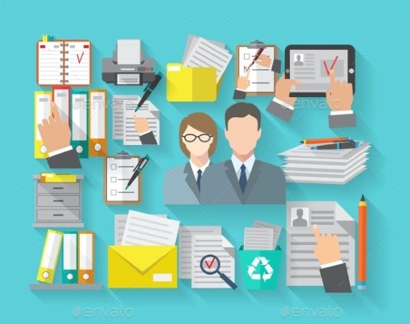 Documentation Concept Flat - Business Conceptual