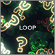 Mystery Question Mark Quiz Background 1 - VideoHive Item for Sale