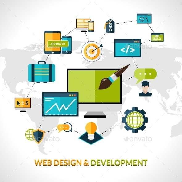 Web Development Composition - Web Technology