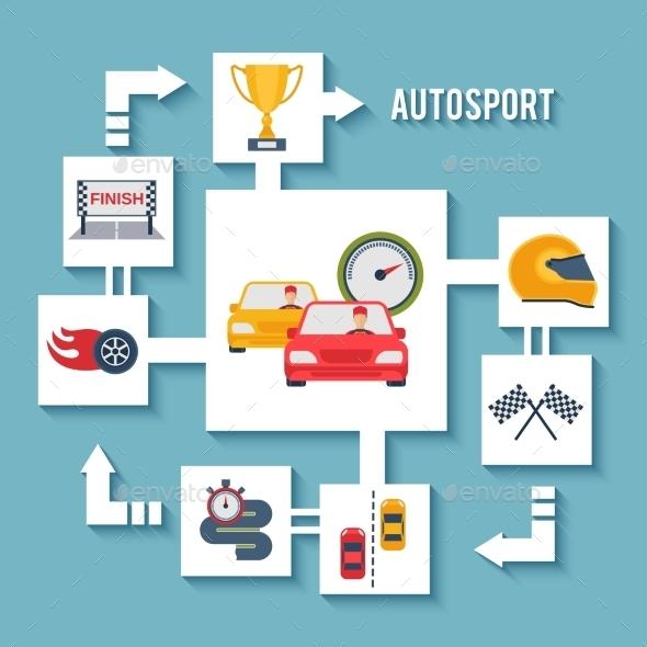 Auto Sport Concept - Sports/Activity Conceptual